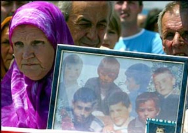 essay on genocide in bosnia