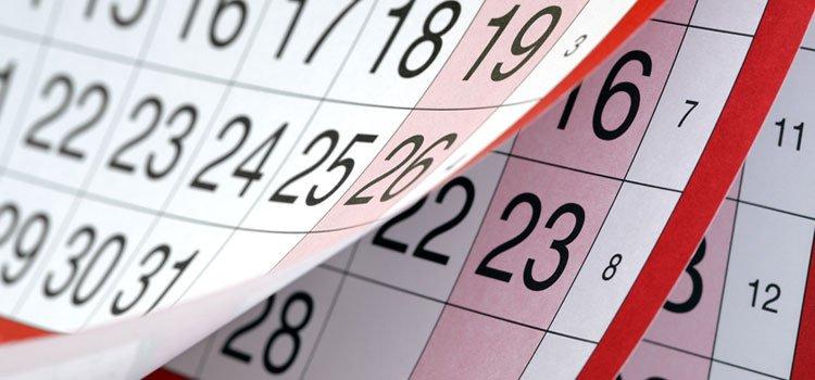 Αυτές είναι οι αργίες του 2017! Δείτε ποιες μέρες δεν δουλεύετε και ποιες είναι οι… τριήμερες μίνι διακοπές...