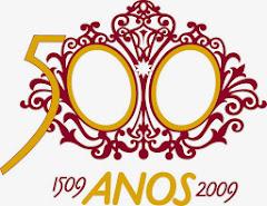 Brasão dos 500 anos da Misericórdia