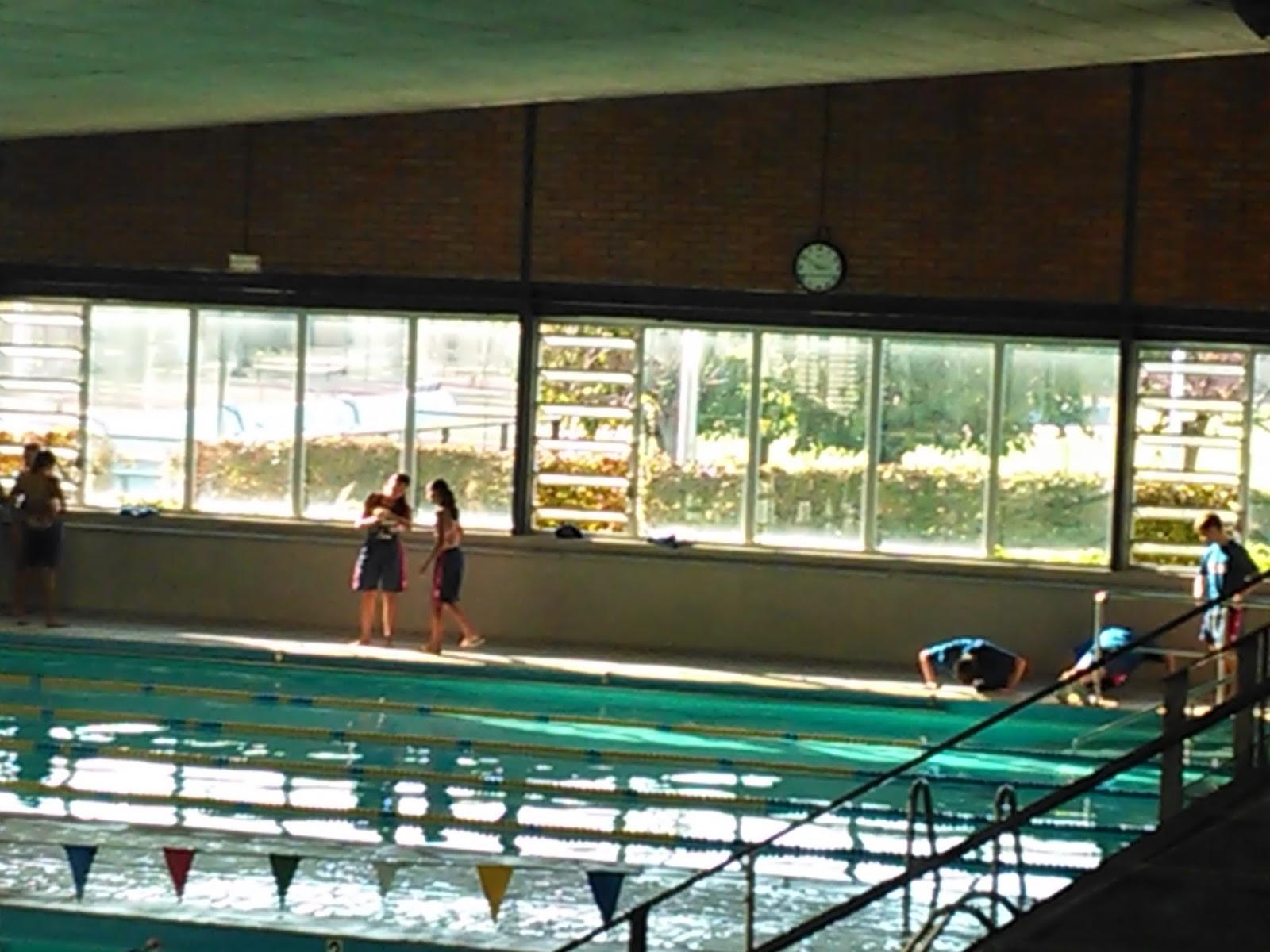 Blog andrea 2 jornada de lliga infantil de nataci for Piscinas de granollers