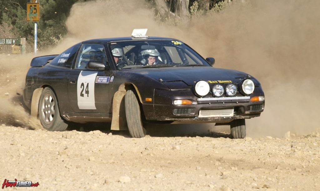 Nissan 200SX S13, rallycross, wyścigi, rajdy, 180SX, CA18DET, najlepsze coupe z lat 90, fajne samochody z napędem na tył, kultowe sportowe auta