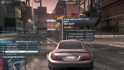 Game NFS Most Wanted 2012