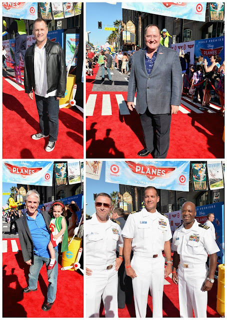 Disney's 'Planes' at the El Capitan Theatre on August 5, 2013 in Hollywood, California.