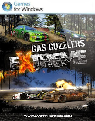 Gas Guzzlers Extreme PC Cover