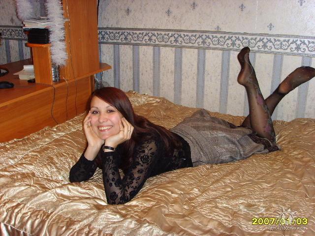 частное фото в колготках женщин