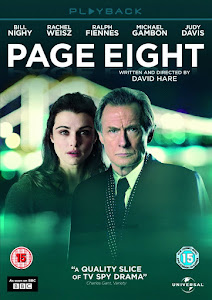 Page Eight Poster
