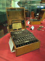 Naval M4 Enigma - Bletchley Park
