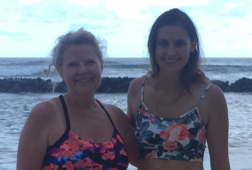 Roch and Arrin, no Rich; Kauai