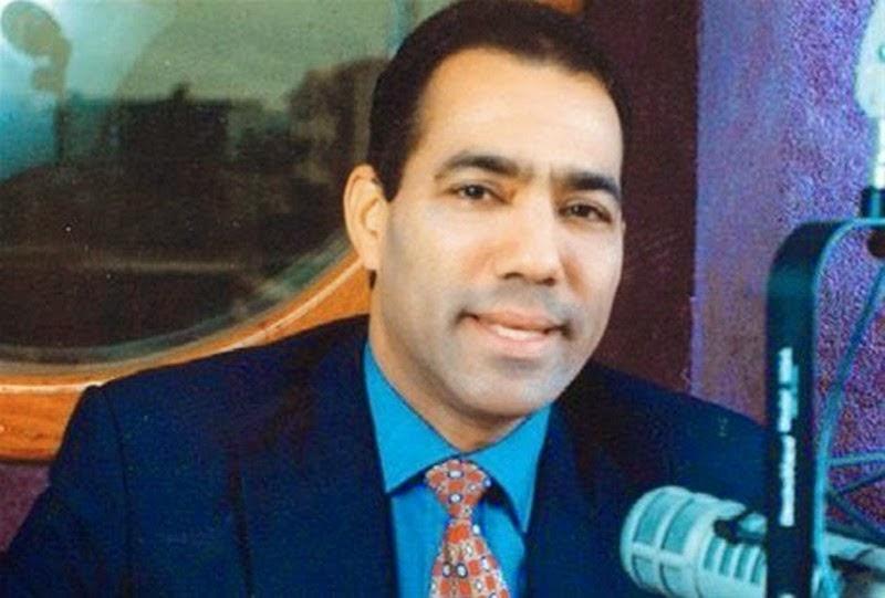 Locutor J.R. interno de gravedad en Santiago