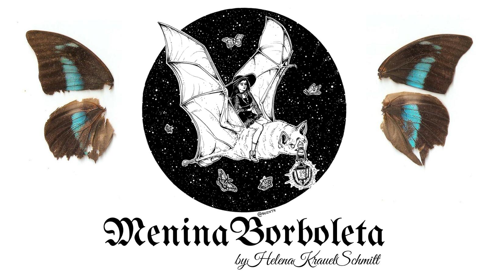 Menina Borboleta