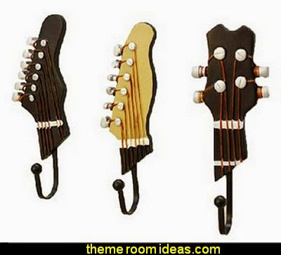 Creative Decorative Hooks,Guitar