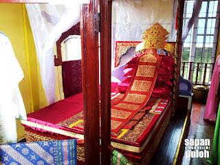 Sapan Puloh : Mini Muzium Khazanah Melanau di Mukah, Sarawak