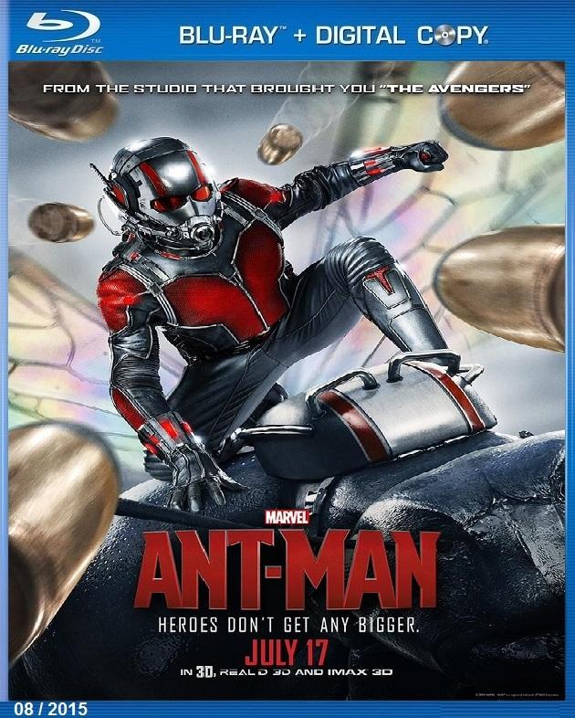 [ZOOM V.2] [ซูมตัวใหม่ชัดกว่าเดิม] ANT-MAN (2015) มนุษย์มดมหากาฬ [เสียงไทยโรงชัดแจ๋ว]