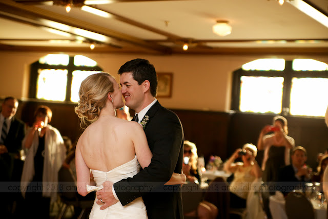 first dance at the Rathskeller