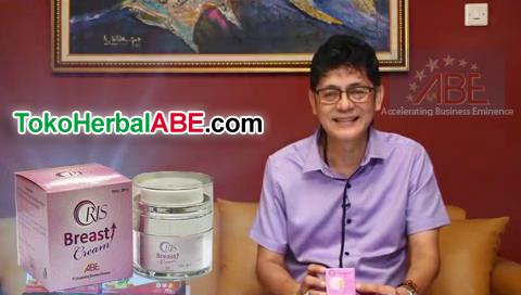 Oris Breast Toko Herbal ABE Rekomendasi Boyke Dian Nugraha