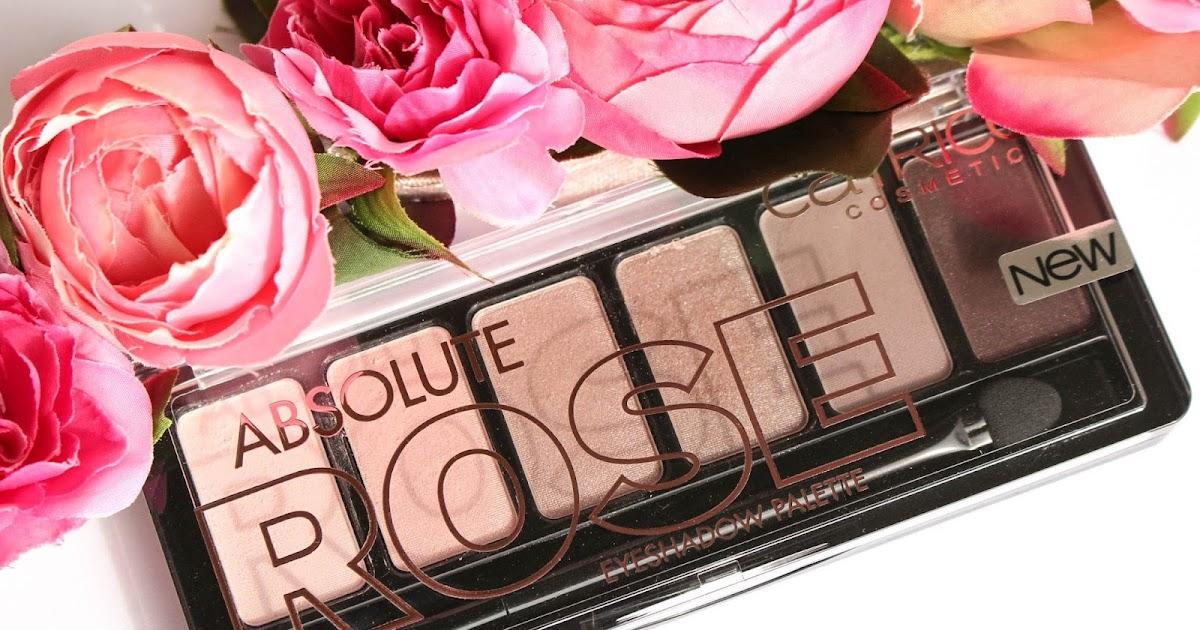 "Catrice Absolute Rose Eyeshadow Palette ""010 Frankie Rose ..."