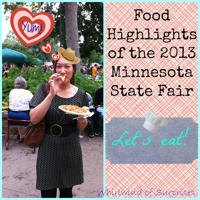 #Food highlights of the #Minnesota State #Fair #MNStateFair, #travel