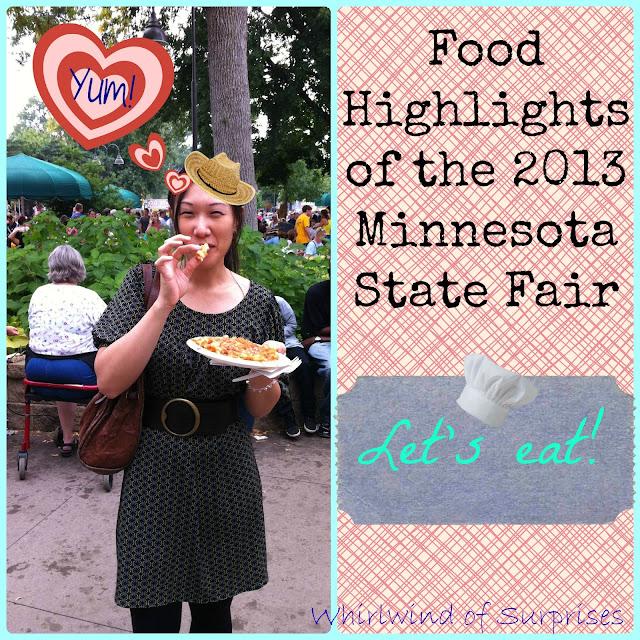 #Food highlights of the #Minnesota State #Fair #MNStateFair, #travel