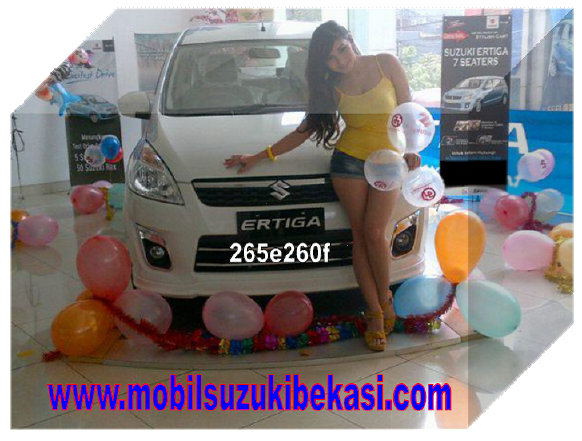 Baby Margaretha With Ertiga
