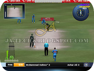 EA Cricket 2012 PC Game Snapshot - 1