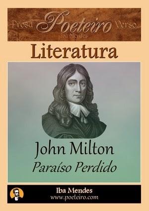 Paraíso Perdido john milton pdf gratis