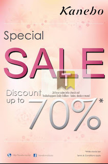 Kanebo Special Sale 2012