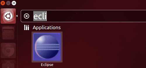 Eclipse kısayolu oluşturma