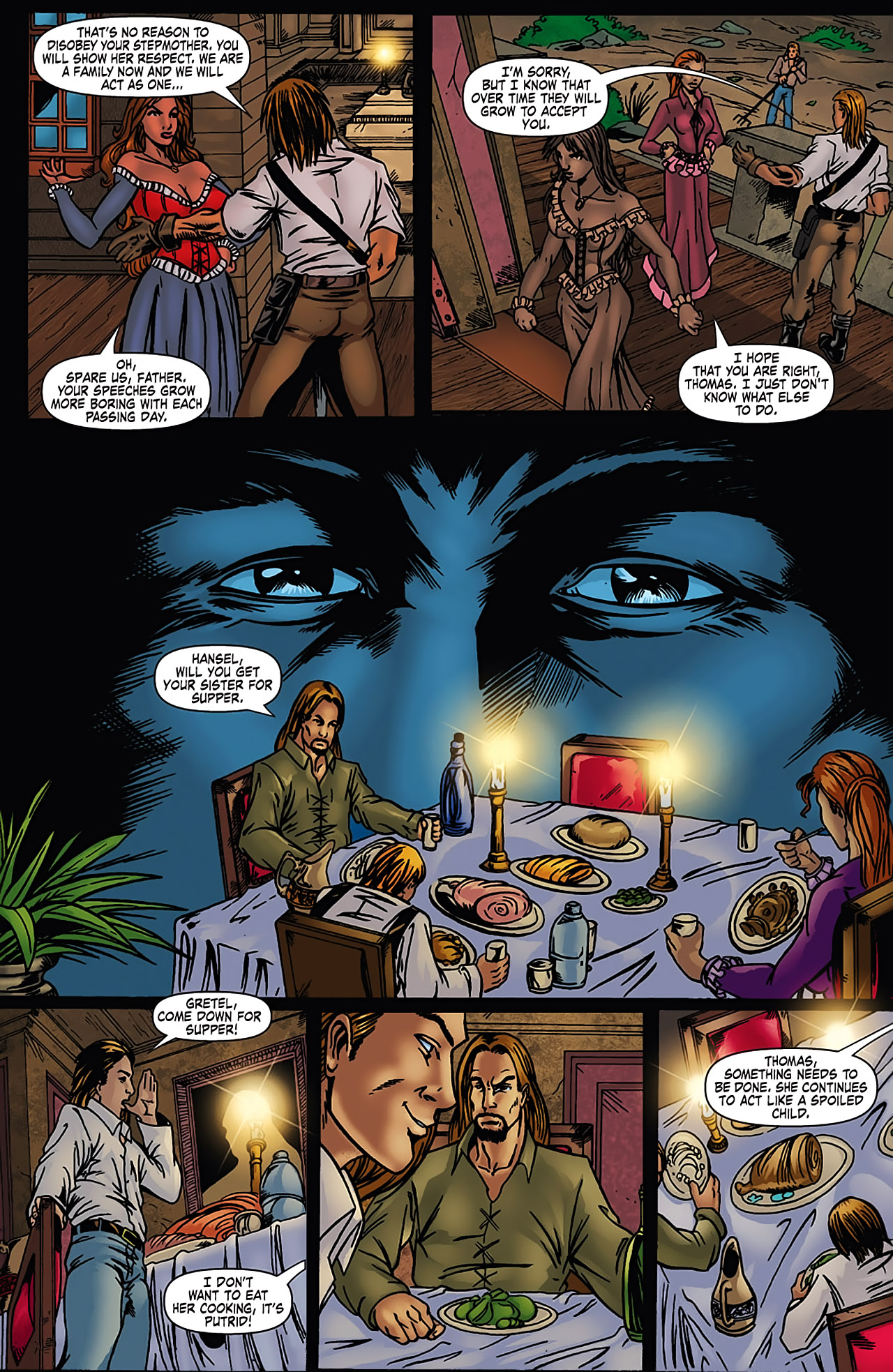 Grimm Fairy Tales (2005) Issue #3 #6 - English 7