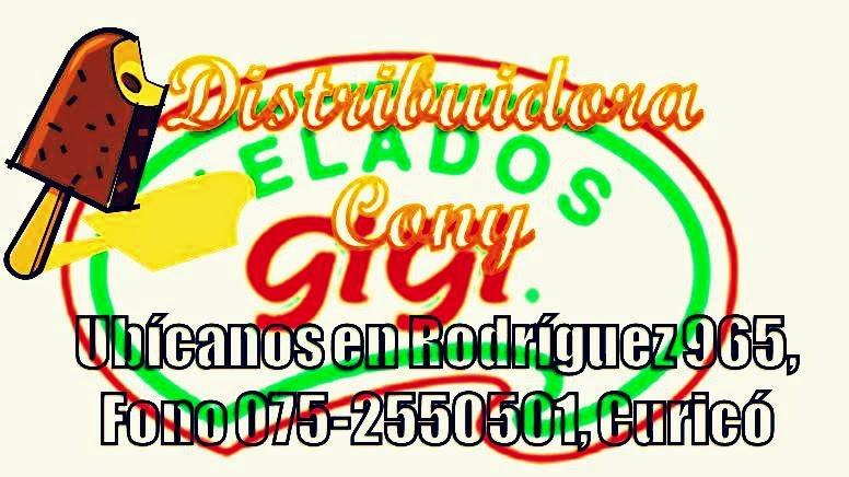 Helados Gigi en la Provincia de Curico