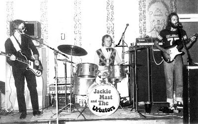 Jackie Mast and the Urbators