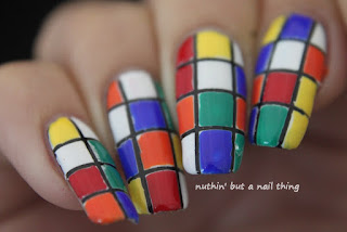 40 Great Nail Art Ideas - Geeks