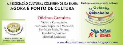 Ponto de Cultura Ass. Cultural Coleirinho da Bahia