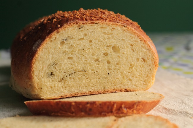 Cheddar Cheese and Chives Bread | Baking ...
