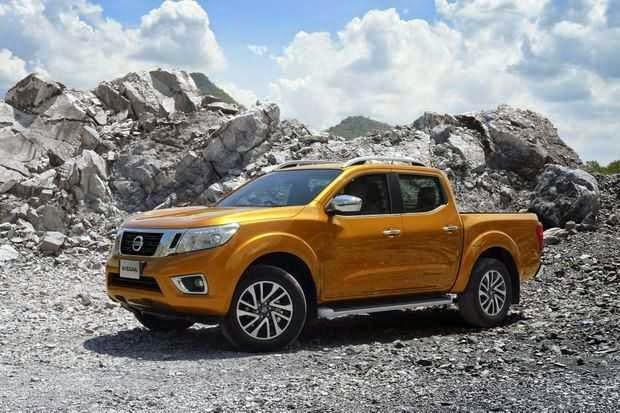 Nissan all-new Navara