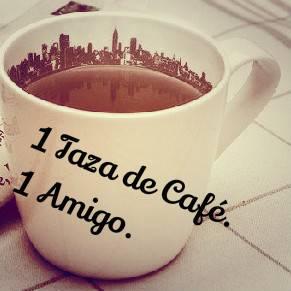 Iniciativa: Una taza de café, un amigo