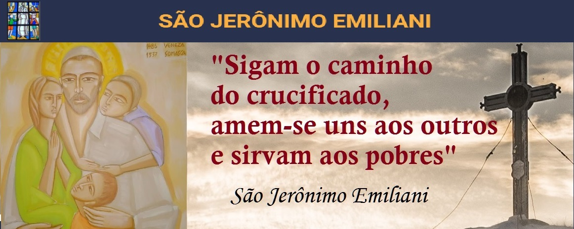 Blog - São Jerônimo Emiliani - Campinas