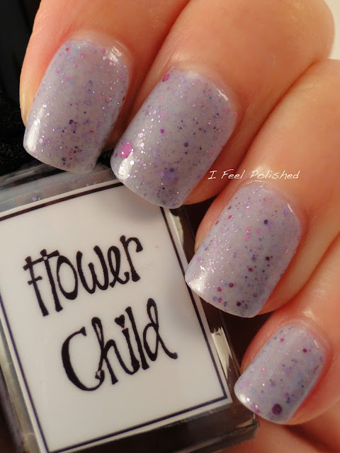 Whimsical Nail Polish by Pam Flower Child