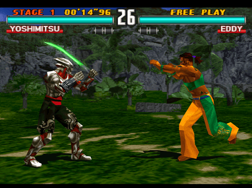 Download Game Tekken 3 PC Full Version 2