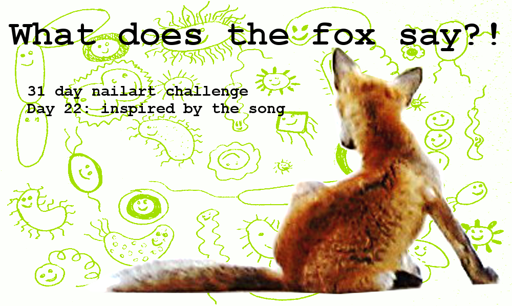 What does the Fox say? Lisy, paznokcie i lasery