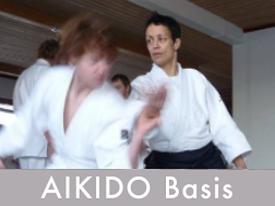 Aikido Basis-Seminar 10.09.