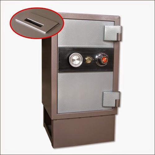 商用投入式保險櫃、保險箱