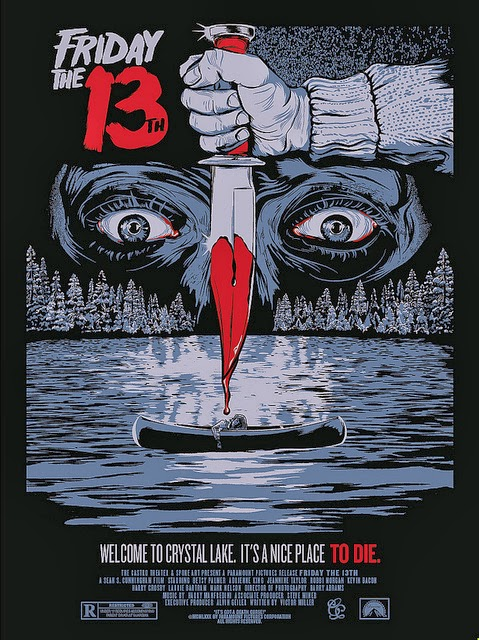 Friday The 13th 1980 Screens Tonight In Arizona And
