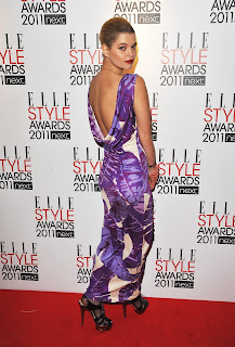 Pixie Geldof at the Elle Style Awards
