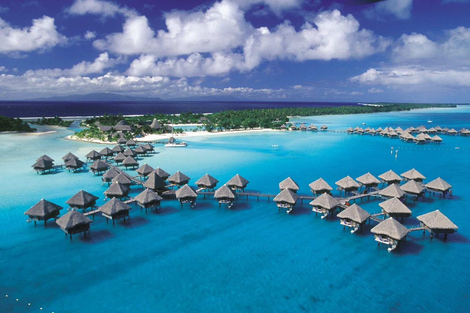 The 6 most beautiful tropical island vacation destinations for Best beach travel destinations