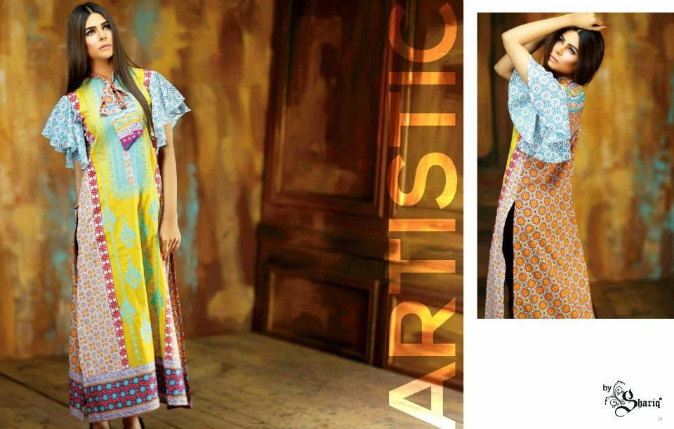Casual-Wear-Kurti-Dress-2015