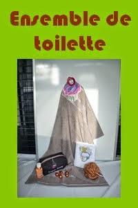 Esemble de toilette