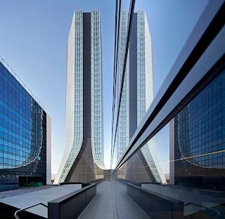 Zaha Hadid Rascacielo