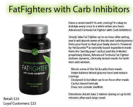 Advanced Formula Fat Fighters