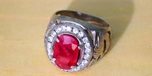 batu ruby, batu akik termahal
