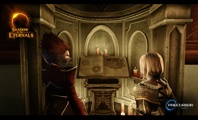 Screenshot of video game Shadow of the Eternals